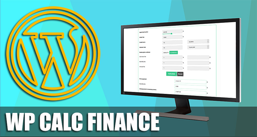 Wp Calc Finance – All in One